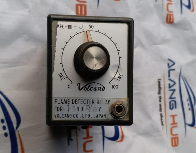 Volcano Flame Detector Relay