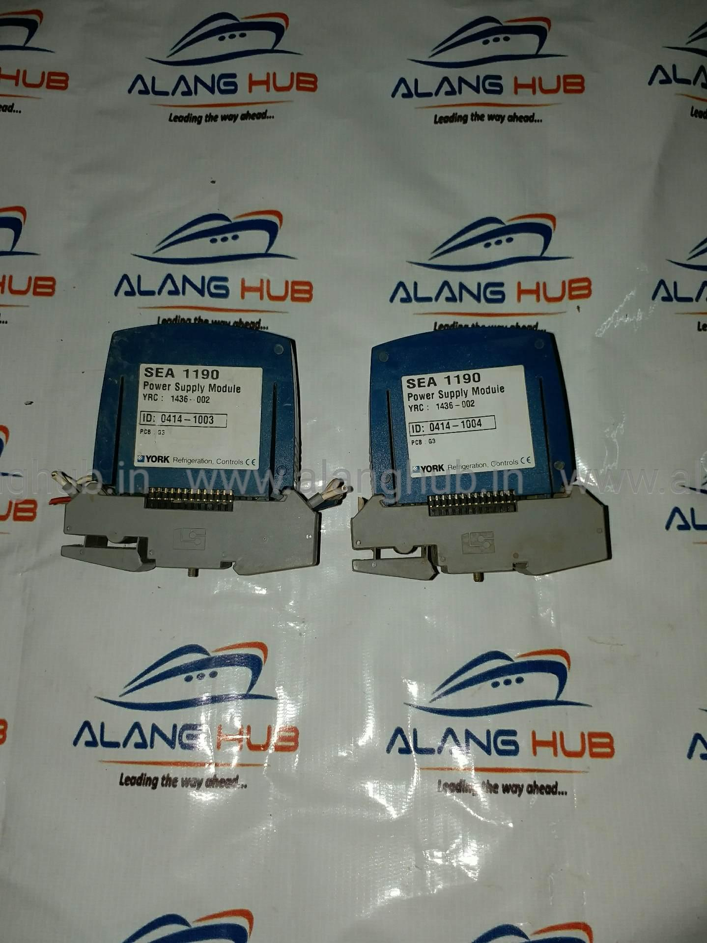 York Refrigeration Controls Spares Control Modules Alang Hub